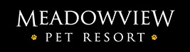 Meadowview Pet Resort | Niagara Region Logo
